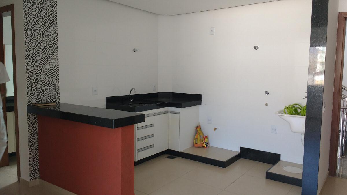 Quarto E Sala Conjugados Apartamento Novo M Quarto Banheiro Com  -> Quarto Sala E Cozinha Conjugadas